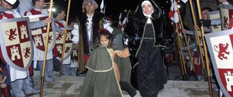 Conmemoración de la Llegada de la Reina Juana I de Castilla a Tordesillas