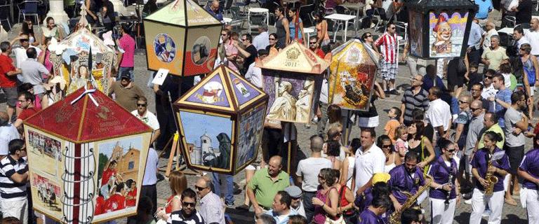 Fiestas de la Virgen de la Peña
