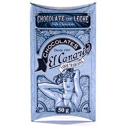 CHOCOLATE CON LECHE EL CANARIO