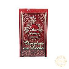 chocolate con leche 100gr