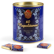napolitanas bote chocolate leche